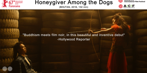 HONEYGIVER AMONG THE DOGS (2016)