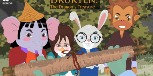 DRUKTEN: The Dragon's Treasure